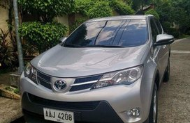 Toyota Rav4 2014 Automatic Gasoline for sale in Pasig