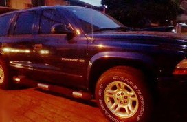 Selling 2nd Hand Dodge Durango 2003 in Pasig