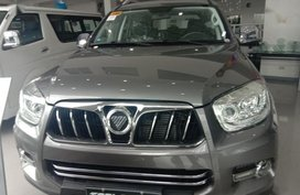 Brand New Foton Toplander 2019 for sale in Quezon City