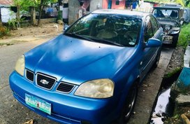 Selling 2nd Hand Chevrolet Optra 2004 in San Jose del Monte