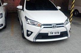 Selling 2nd Hand Toyota Yaris 2016 in San Mateo