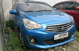 Selling 2nd Hand Mitsubishi Mirage G4 2016 in Cainta