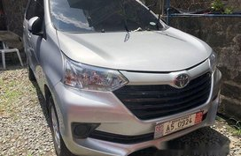 Silver Toyota Avanza 2018 at 2000 km for sale