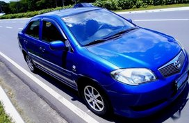 Sell 2nd Hand 2007 Toyota Vios Manual Gasoline at 90000 km in Quezon City