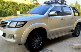 Toyota Hilux 2005 Automatic Diesel for sale in Parañaque