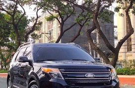 Selling 2nd Hand Ford Explorer 2014 in Quezon City