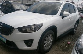 Selling 2nd Hand Mazda Cx-5 2013 Automatic Gasoline at 20000 km in Cainta