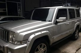 2nd Hand Jeep Commander 2008 at 52000 km for sale in Quezon City