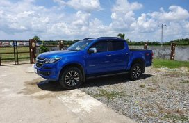 2nd Hand Chevrolet Colorado 2019 at 4496 km for sale