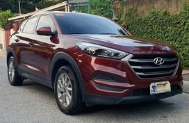 Hyundai Tucson 2016 Automatic Gasoline for sale in Quezon City