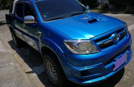 2nd Hand Toyota Hilux 2004 Manual Diesel for sale in Angeles