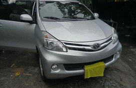 2nd Hand Toyota Avanza 2012 Manual Gasoline for sale in Bacoor