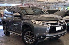 2nd Hand Mitsubishi Montero Sport 2017 for sale in Makati