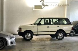 Selling 2nd Hand Land Rover Range Rover 1988 in Makati