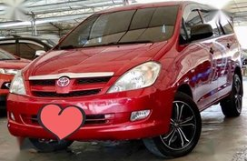 Toyota Innova 2008 Manual Diesel for sale in Antipolo