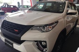 Toyota Fortuner 2019 Automatic Diesel for sale in Manila