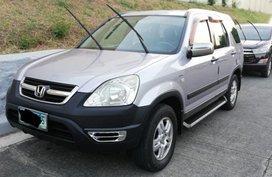 Honda Cr-V 2003 Manual Gasoline for sale in Calamba