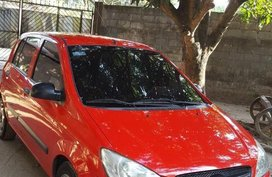Selling Hyundai Getz 2010 Manual Gasoline in Angeles