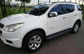 2nd Hand Chevrolet Trailblazer 2013 for sale in Makati