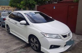 Selling 2nd Hand Honda City 2014 in Quezon City