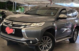 Sell 2nd Hand 2017 Mitsubishi Montero Automatic Diesel at 28000 km in Makati