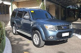 2nd Hand Ford Everest 2015 Automatic Diesel for sale in Quezon City