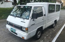 2nd Hand Mitsubishi L300 2007 Manual Diesel for sale in Quezon City