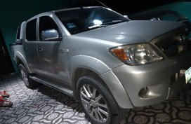 Selling 2nd Hand Toyota Hilux 2008 in Angeles