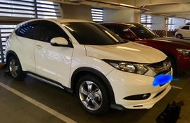 2nd Hand Honda Hr-V 2015 Automatic Gasoline for sale in Makati