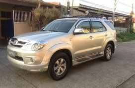 Selling 2nd Hand Toyota Fortuner 2008 in Lipa