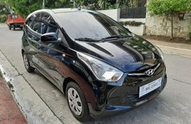 Selling Hyundai Eon 2018 Manual Gasoline in Bacoor