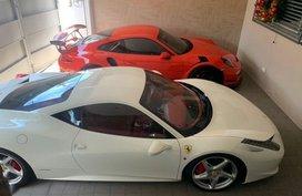 Selling Ferrari 458 2013 Automatic Gasoline in Makati