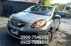 Honda Brio 2017 Automatic Gasoline for sale in Quezon City