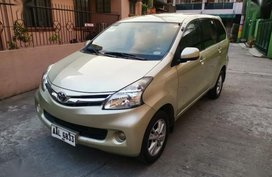 2nd Hand Toyota Avanza 2014 for sale in Kawit
