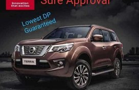 Nissan Terra 2019 Manual Gasoline for sale in Manila