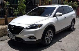 Selling 2nd Hand Mazda Cx-9 2015 at 38178 km in Bacoor
