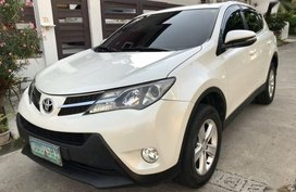 Selling 2nd Hand Toyota Rav4 2013 in Parañaque