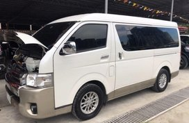 2nd Hand Toyota Hiace 2016 Automatic Diesel for sale in San Juan