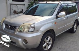 Selling 2nd Hand Nissan X-Trail 2003 at 80000 km in Meycauayan