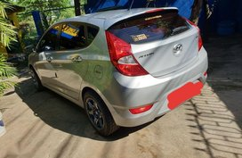 Selling 2nd Hand Hyundai Accent 2014 Automatic Diesel at 90000 km in Parañaque