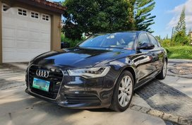 Audi A6 2013 Automatic Diesel for sale in Bacoor