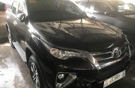 Toyota Fortuner 2018 Automatic Diesel for sale in Quezon City