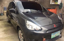 Used Mitsubishi Mirage 2013 Hatchback for sale in Pampanga