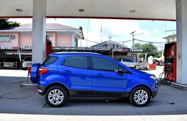 Sell Blue 2015 Ford Ecosport at 35000 km in Lemery
