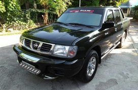 2nd Hand Nissan Frontier 2004 for sale in Cabuyao