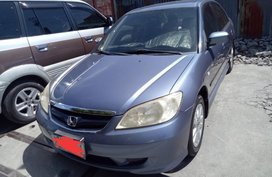 Sell 2nd Hand 2004 Honda Civic at 100000 km in Las Piñas