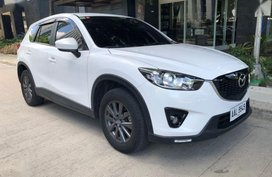 Selling Mazda Cx-5 2014 at 50000 km in Muntinlupa