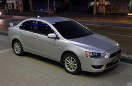 Selling Mitsubishi Lancer Ex 2010 at 50000 km in Manila