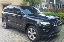 Selling 2nd Hand Jeep Grand Cherokee 2015 in Mandaluyong