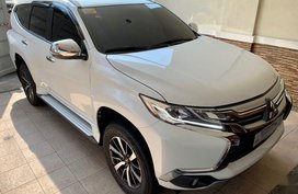 Sell 2nd Hand 2017 Mitsubishi Montero Sport at 2000 km in Quezon City